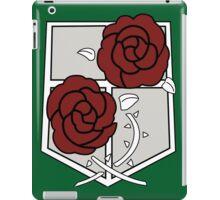 SNK Garrison iPad Case/Skin