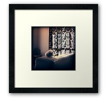 Search Lights Framed Print