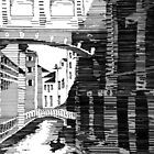 Bridge of Sighs (line) by Flux
