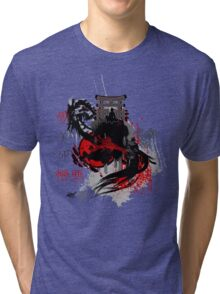 A Samurai's Dream Tri-blend T-Shirt