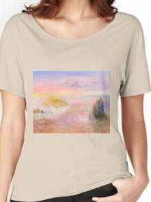 Some Golden Daybreak Women's Relaxed Fit T-Shirt
