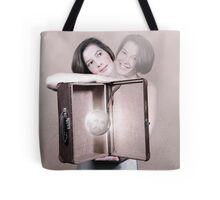My love and me Tote Bag