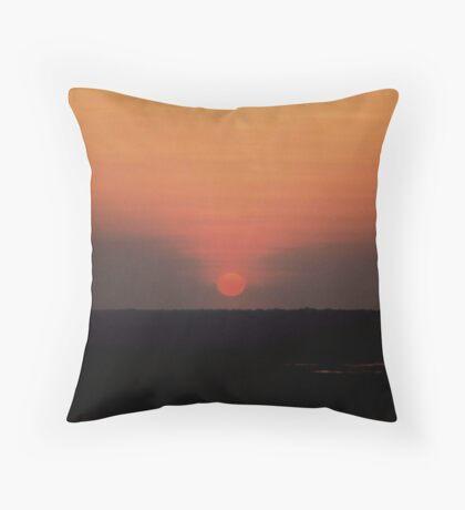 Kakadu Escarpment Throw Pillow