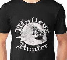 Walleye hunter w Unisex T-Shirt