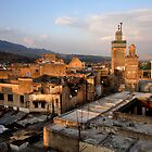 Fes Rooftops by Scott Harding