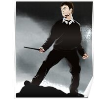 Harry Potter Drawing 2007© Poster