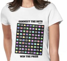 Connect the Dots Womens Fitted T-Shirt