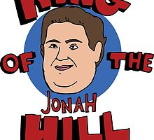 King of the Jonah Hill by zachwein