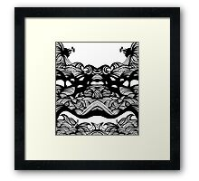 waves II Framed Print