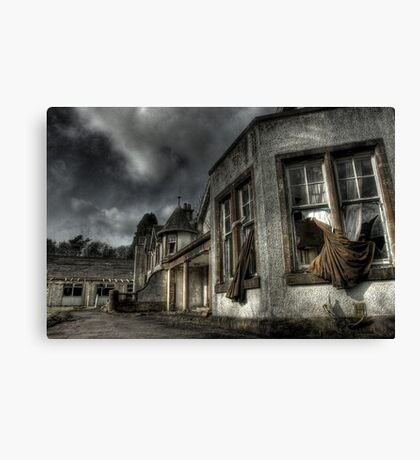 Glazier Apply Within Canvas Print