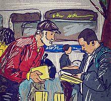 Street Philosopher by mikebone