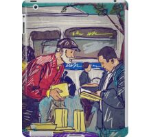 Street Philosopher iPad Case/Skin