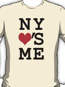 New York Loves Me T-Shirt