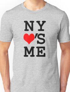 New York Loves Me Unisex T-Shirt