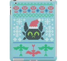Berk Christmas iPad Case/Skin