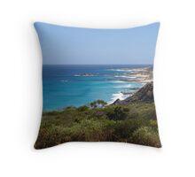 Cape Naturaliste Throw Pillow