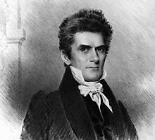 John C. Calhoun Really Enjoys Your Company by vforvery