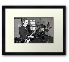 GTR Stands & The Frames 1993 Framed Print