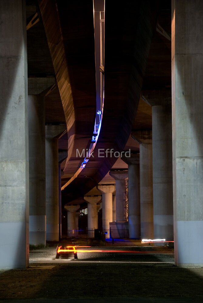 dropping off the body by Mik Efford