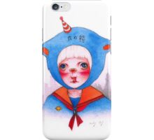 Blueberry Syrup iPhone Case/Skin