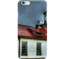 Point Cabrillo Lighthouse iPhone Case/Skin
