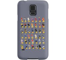 the captains Samsung Galaxy Case/Skin