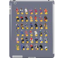 the captains iPad Case/Skin