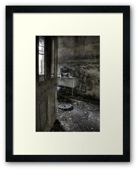 Laundry Room by Richard Shepherd