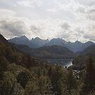 Neuschwanstein by candidenuts