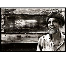 Faces of Islam Photographic Print