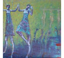 Calling Up Kindred Spirits Photographic Print