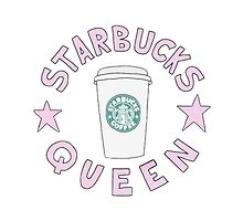 starbucks queen by annabelle2fab