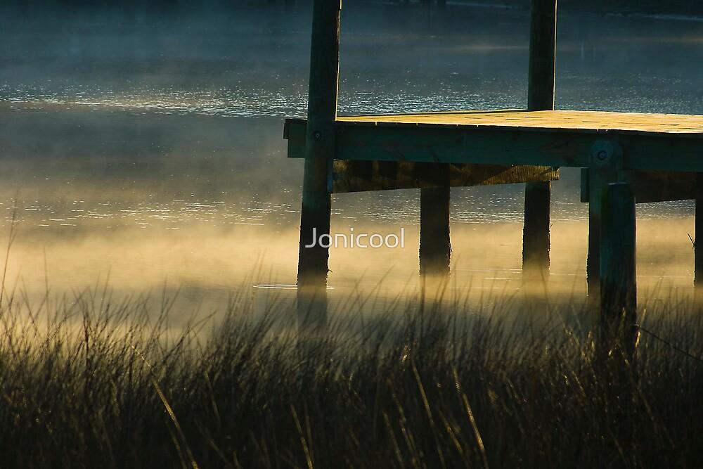 Misty Light by Jonicool