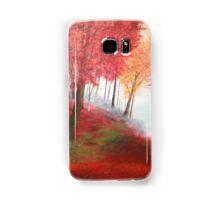 Natural Red Samsung Galaxy Case/Skin