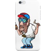 Turn down for what? I can't hear you. iPhone Case/Skin