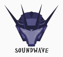 Prime Soundwave Kids Clothes