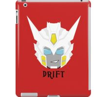 Autobot Drift iPad Case/Skin