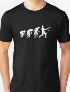 evolution of cricket t-shirt T-Shirt