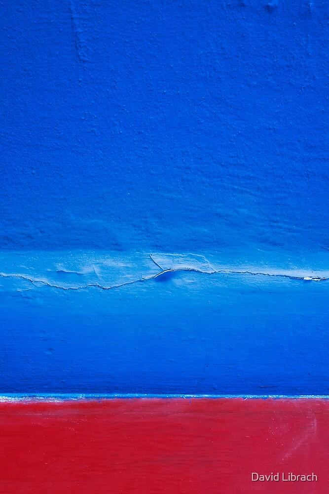 Painted Landscape by David Librach - DL Photography -