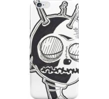 Carnihell #3 cyborg iPhone Case/Skin