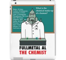 Fullmetal Al The Chemist iPad Case/Skin