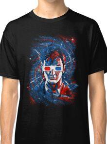 Doctor 10 3D Classic T-Shirt