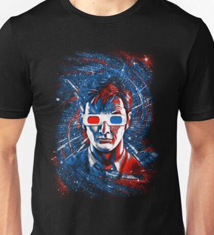 Doctor 10 3D Unisex T-Shirt