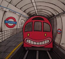 Nowhere Tube by Ross Hendrick