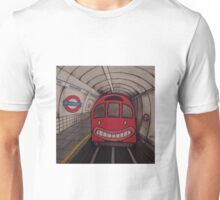 Nowhere Tube Unisex T-Shirt