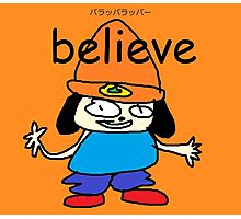 believe Photographic Print