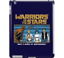 Warriors of the Stars iPad Case/Skin