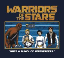 Warriors of the Stars by tonynichols