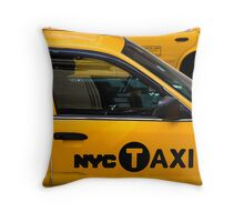 This Is New York Throw Pillow