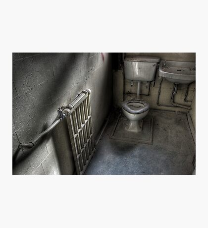 Toilet Trained Photographic Print